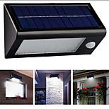 rey ro panel de luz de la calle 43led solar al aire libre luz del jardín bien