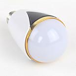 1 pcs E26/E27 5 W 1 Integrate LED 40-150 LM Color-Changing G Bluetooth / Dimmable LED Smart Bulbs AC 100-240 V