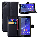 The Embossed Card Support For Sony Protection Sony Xperia Z1 Mobile Phone