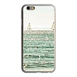 Sailing Pattern PC Hard Case for iPhone 6/6S