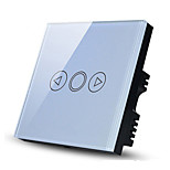 Touch dimmer light switch,EU standard,glass panel wall touch switch