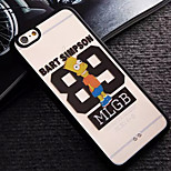 Digital Pattern TPU and PC Material Combo Phone Case for iPhone 6/6S