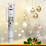 Professional Universal Selfie Stick Extendable Foldable For Christmas Gift