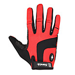 Santic  Men's Cycling Gloves Full Finger Professional  Bicycle Cycling Gloves