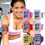 Gym Exercise Waterproof Cover with Tune Belt Workout Running Sports Armband for iPhone 4/4S(Assorted Colors)
