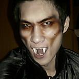 Halloween Zombie Ghost Teeth Vampire Dentures Masquerade Party Party Costume 4 PCS CJCws0035