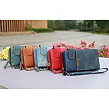 Multifunctional Classic Cowboy Split Leather Wallet for iphone 6(Assorted Colors)