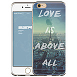 ESR® EnVoyage Series Ultra Thin Scratch-Resistant Soft TPU + Hard Back Cover for 4.7