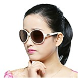 Women / Girl 's Anti-Reflective / Polarized / 100% UVA & UVB / Anti-Radiation Oversized Sunglasses