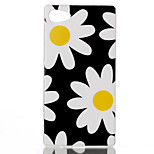 Chrysanthemum Pattern TPU Phone Case for Xperia Z5 Compact/Z5mini