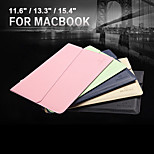 Ultra-thin Waterproof Laptop Sleeve Bag PU Leather Notebook Case for Acer/Dell/Lenovo/ Macbook Pro Air 11.6