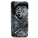 Owl Pattern TPU Case for iPhone 6S/6