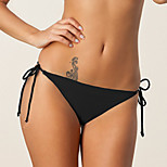 Others Women's Swimwear Breathable Swimwear Bottoms Adjustable Adjustable Others Red / Black S / M / L / XL