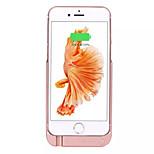 7000mAh externe bewegliche Unterstützungsbatterie Fall für iphone6s plus / iphone6 Plus