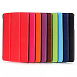 8 Inch Triple Folding Pattern High Quality PU Leather for LG G PAD 2 8.0 V498/G PAD F 8.0(Assorted Colors)