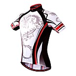 WOSAWE Brand Professional Man Summer Sport Cycling Breathable Dragon Shirt Women Bike Quick Dry Top Short Sleeve Jersey