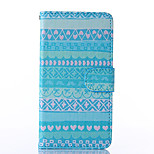 Attractive Style Pattern PU Leather Full Body Case with Stand for Nokia N640