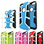 Ares Series Tricolor Back Case Cover for iPhone 6/6S(Assorted Colors)