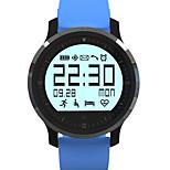 lincass F68 draagbare slimme horloge, handsfree bellen / waterdicht / hartslagmeter / activiteit tracker / slaap tracker sport