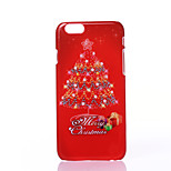 Christmas Stars Tree Pattern PC Hard Case for iPhone 6/iPhone 6S