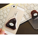 Polycarbonate Material Bottle Design for iPhone 5/5S