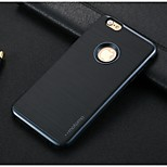 High Quality Ultra Thin 3 in 1 TPU+PC Case for iPhone 6S/6 Plus (Assorted Colors)