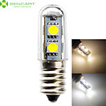 E14 1.5W 7LED 5050 SMD 120LM  Warm White / Cool White Light LED Refrigerator Candle Light Bed Corn Bulb(220V)