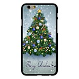The Christmas Tree Pattern PC Hard Case for iPhone 6/6S
