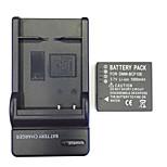 US  4.2V DMW-BCF10  Home Charger+(1)Battery  for   PANASONIC FS4/FS6/FS7FS8 FS12 FS15 FS25