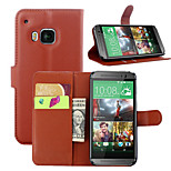 geprägte Kartenhalterung Schutzhülle für HTC One M9 Handy