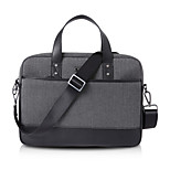Genuine Leather Messenger Shoulder Laptop Computer Bag Briefcase Notebook Handbag for Apple iPad/Macbook Pro Air 13