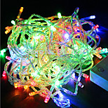 YouOkLight® Multi-color RGB 180-LED Christmas/Decoration String Lights (18-Meter/220-240V AC)