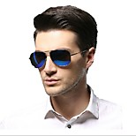 Unisex Anti-Reflective / Polarized / 100% UVA & UVB / Anti-Radiation Aviator Sunglasses
