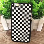 Stylish Black and White Three-Dimensional Minimalist Matte Cases for iPhone6/iPhone 6s(Assorted Colors)