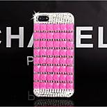 contraportada estilo diamante rectangular para iphone 6 más (colores surtidos)