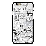 The Mural Pattern PC Hard Case for iPhone 6/6S