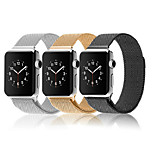 New Magnetic Milanese Loop Stainless Steel Watch Bands Strap For Apple Watch