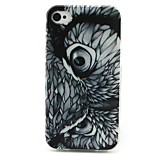 Eye Pattern TPU Material Phone Case for iPhone 4/4S