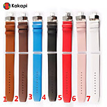 Kakapi Double Buckle Fiber Watchband Sport for Apple iWatch 38/42mm  Assorted Colors