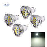 Spot Décorative Blanc Froid YouOKLight 4 pièces R63 GU10 8 W 16 SMD 5630 750 LM AC 100-240 V