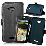 Multicolor PU Leather Phone Case For Sony Z3 /Z4 /E4/E4G/M2 (Assorted Colors)