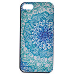 Mandala Painting Pattern PC Case for iPhone 5/5S