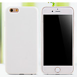Solid Color TPU Candy Color Soft Cases for iPhone6/iPhone 6s(Assorted Colors)