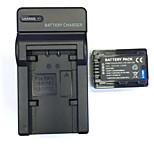 US  4.2V VW-VBY100 Home Charger+(1)Battery  for   PANASONIC V110GK V110K V110P