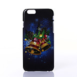 Christmas Chimes Pattern PC Hard Case for iPhone 6/iPhone 6S