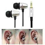 Original DIY HiFi Headset In-ear stereo earphones Noise Isolation Bass Third Frequency headphones for Iphone 6 / 6Plus