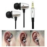 Original-DIY HiFi-Kopfhörer In-Ear-Stereo-Ohrhörer Geräuschdämmung Bass dritten Frequenz-Kopfhörer für iphone 6 / 6plus
