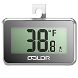 New Digital LCD Fridge Freezer Thermometer Thermograph for Refrigerator