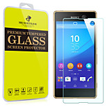 Mr.northjoe® Tempered Glass Film Screen Protector for Sony Xperia M5