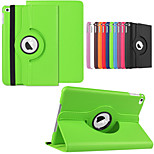 Top Quality Smart Stand 360 Rotating Leather Stand Flip Case For Apple iPad Mini 4 Cover